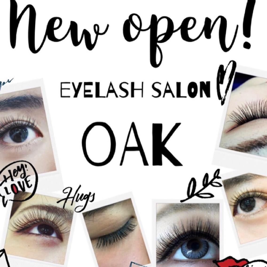 Eyelash salon oak所属・salonoakの掲載