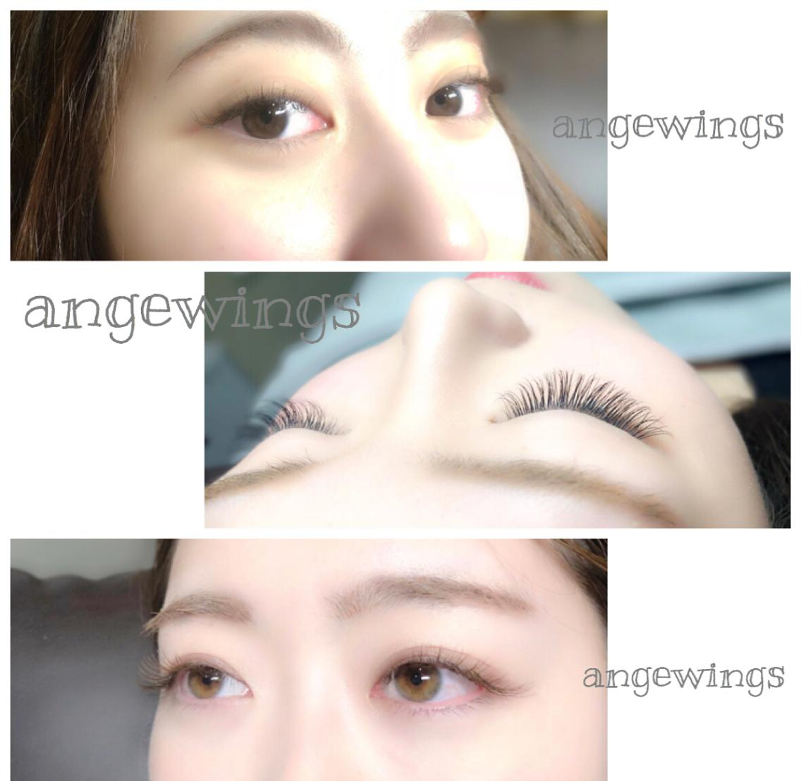 angewings × hairMission所属・高松星莉南の掲載