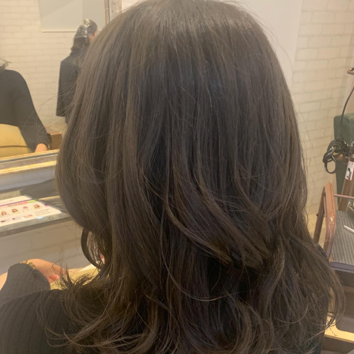 Hair&carecotton所属・手島エレン明美の掲載
