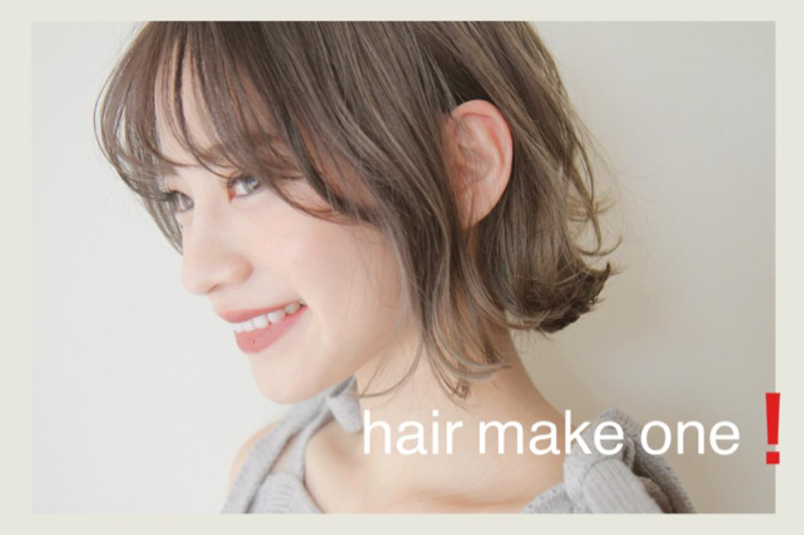 hairmake ONE【005】所属・hairmakeONE【005】の掲載