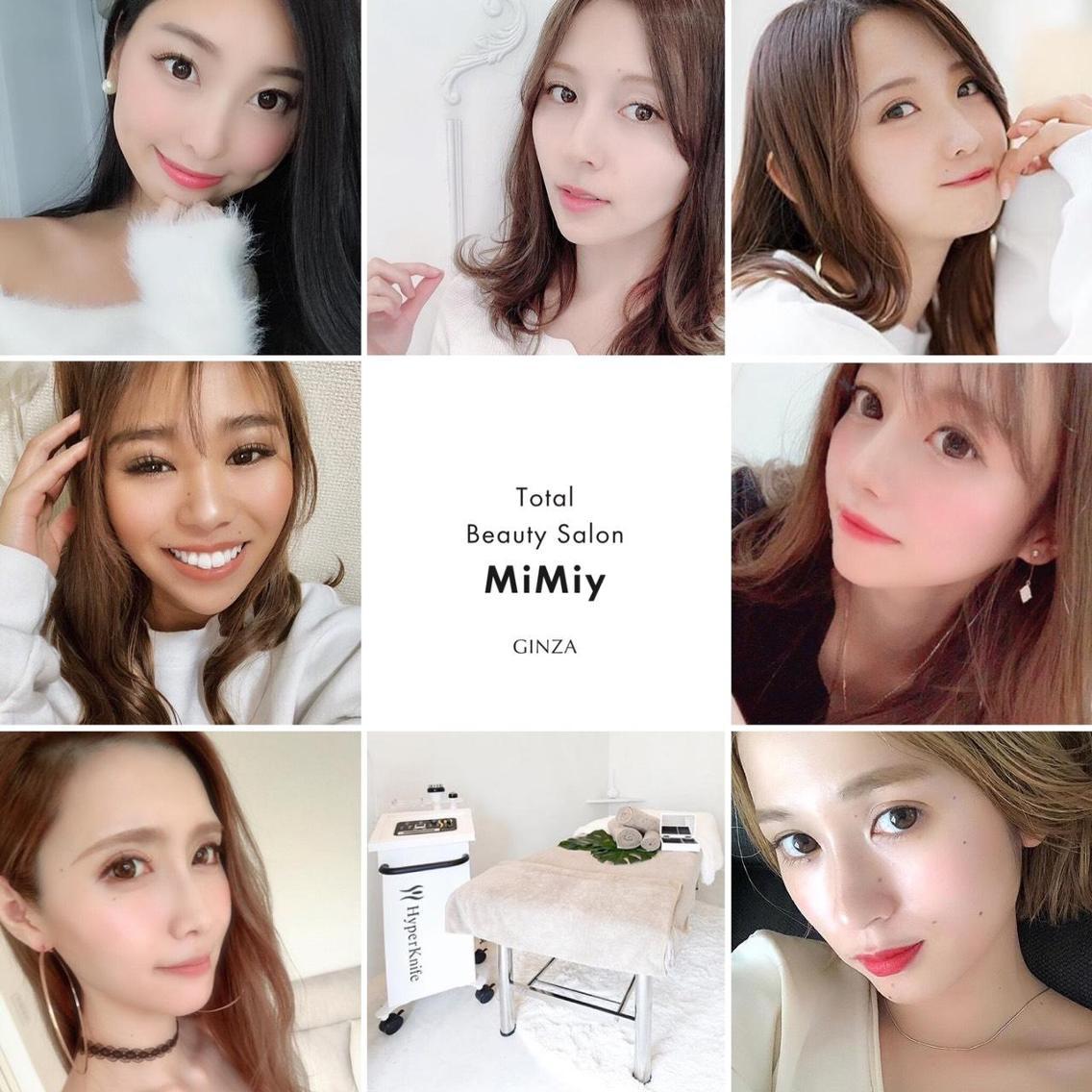 Total Beauty Salon MiMiy 銀座店所属・MiMiy 銀座店の掲載