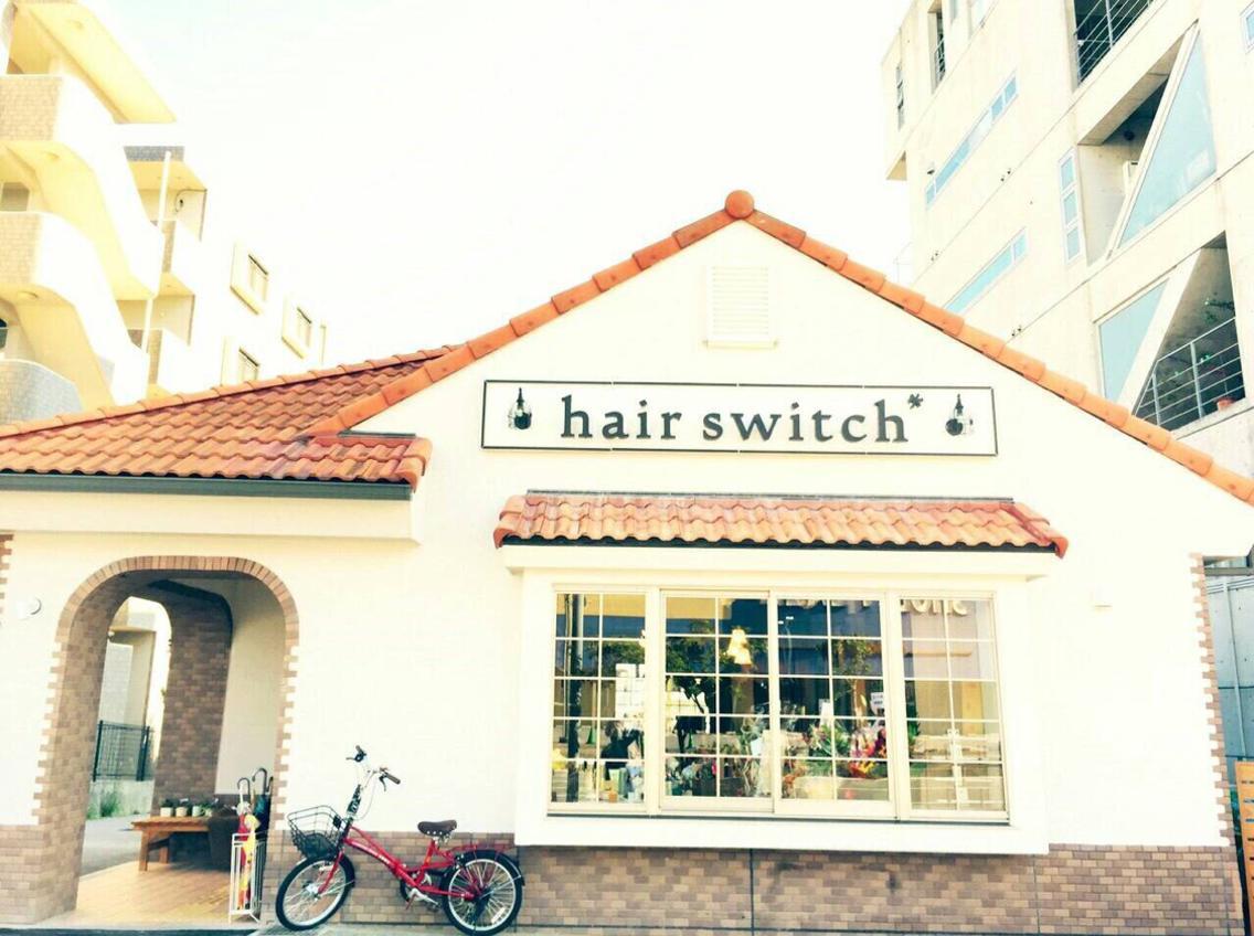 hair switch所属・金城美沙の掲載