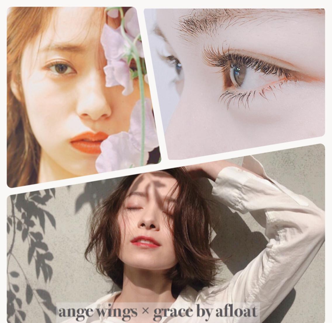 ange wings × grace by afloat(株式会社フォーサイス)所属・石嶺杏里の掲載