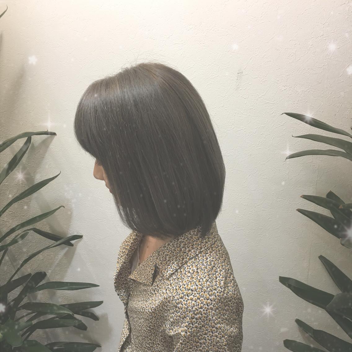 coverhairbliss上尾店所属・佐藤里於の掲載