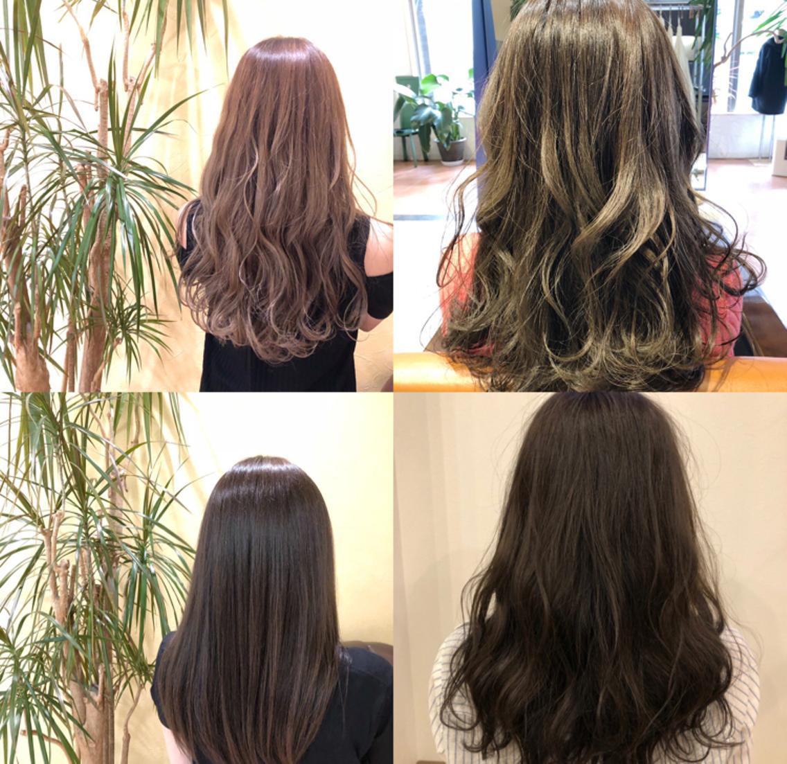 【当日予約OK 】【男性OK】【東葉高速線村上駅徒歩5分 】【minimo限定割引 】カラーなど髪の毛への負担をできるだけ最小限にした施術をご提供しております‼️