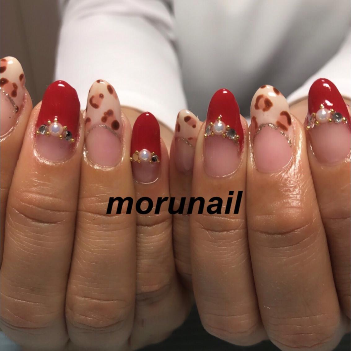 moru nail所属・nailistmomokoの掲載