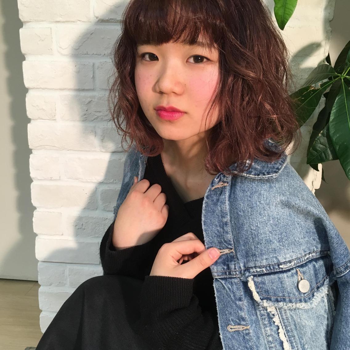 Hair&Make PARIER所属・三木 千鶴の掲載