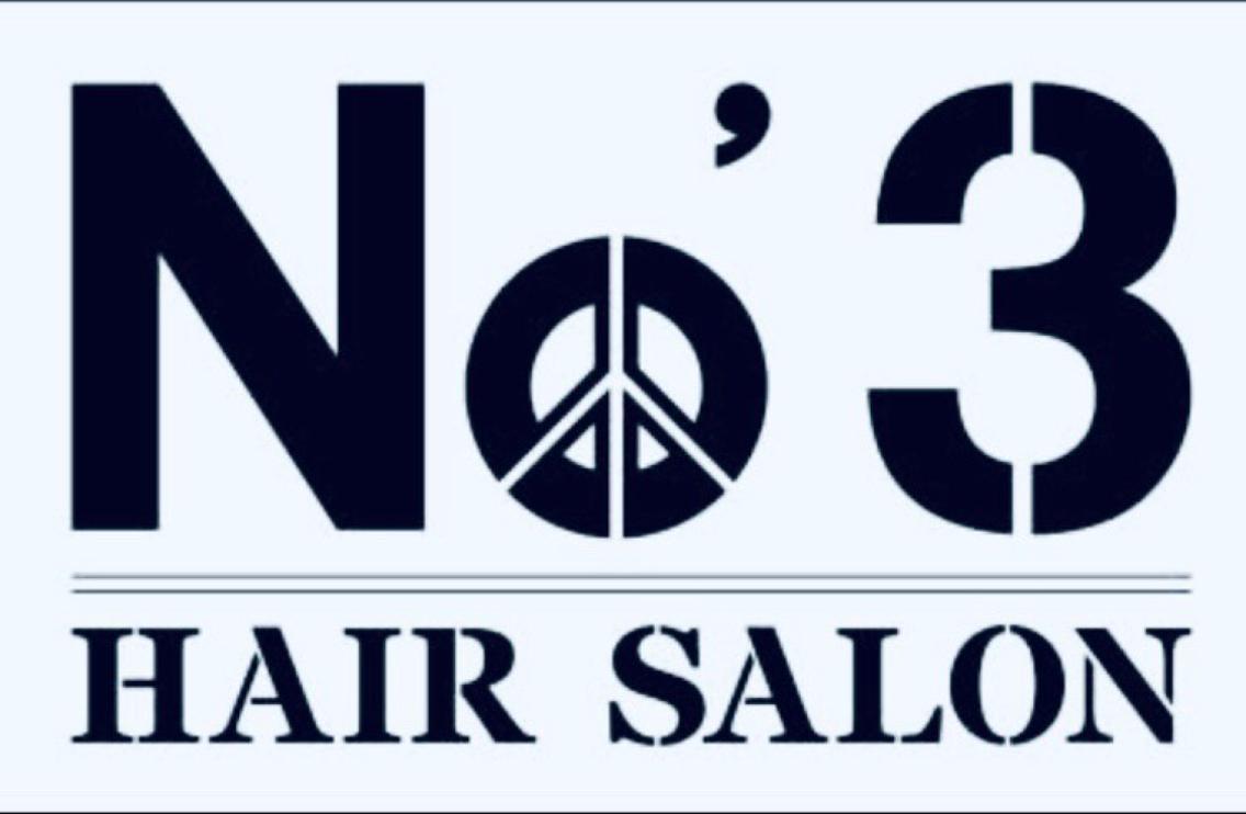 NO3 hair salonJR中央線国立駅徒歩3分!!【当日予約OK‼️】【メンズ大歓迎‼️】老若男女問わず、好評を頂いております!!フェードスタイル、外国人風カラーなどお任せ下さい!