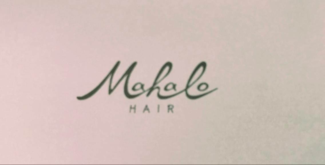 Mahalo hair所属・上中光世の掲載