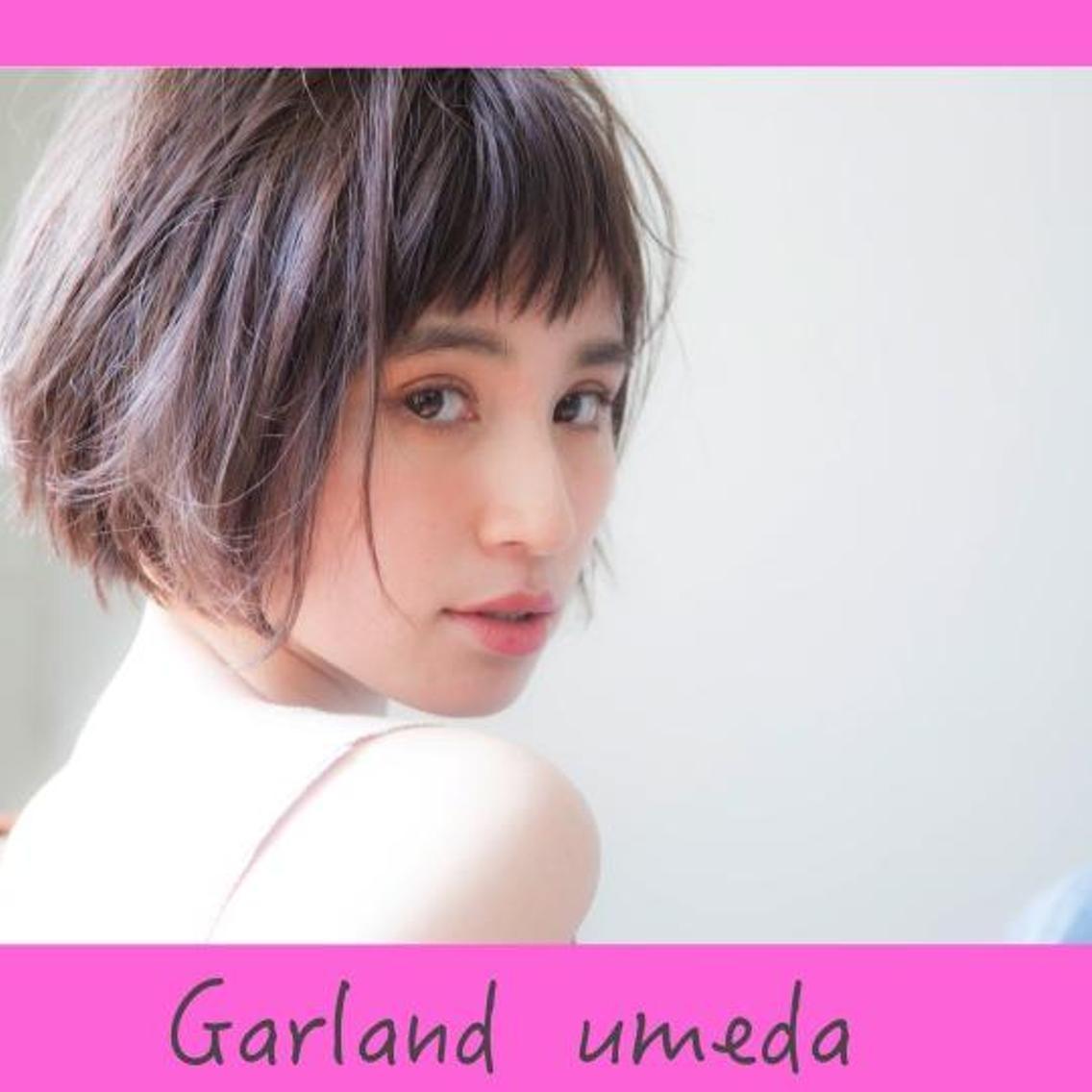 Garland umeda所属・石井静の掲載