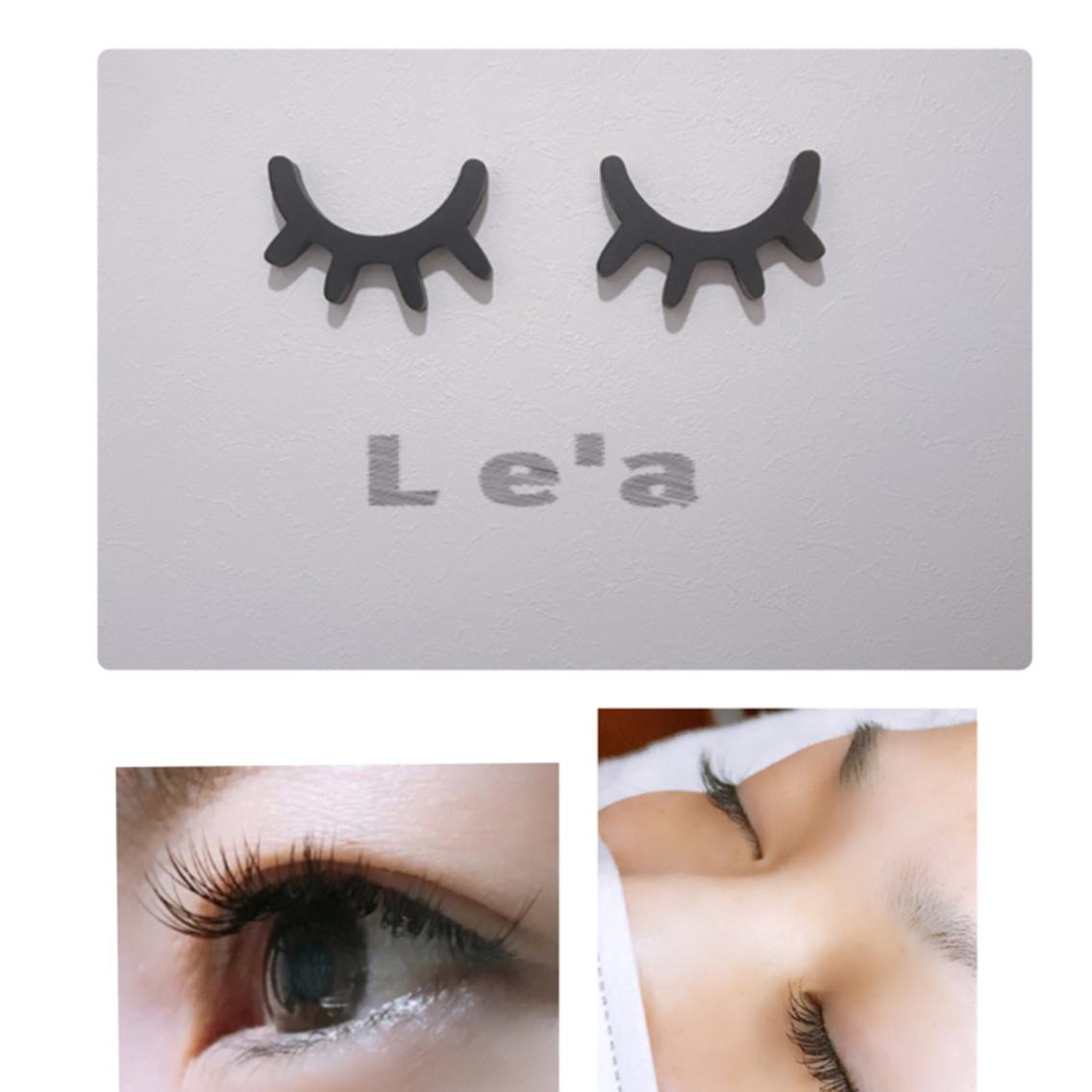eyelash salon  L e'a所属・L e'a・・miwaの掲載