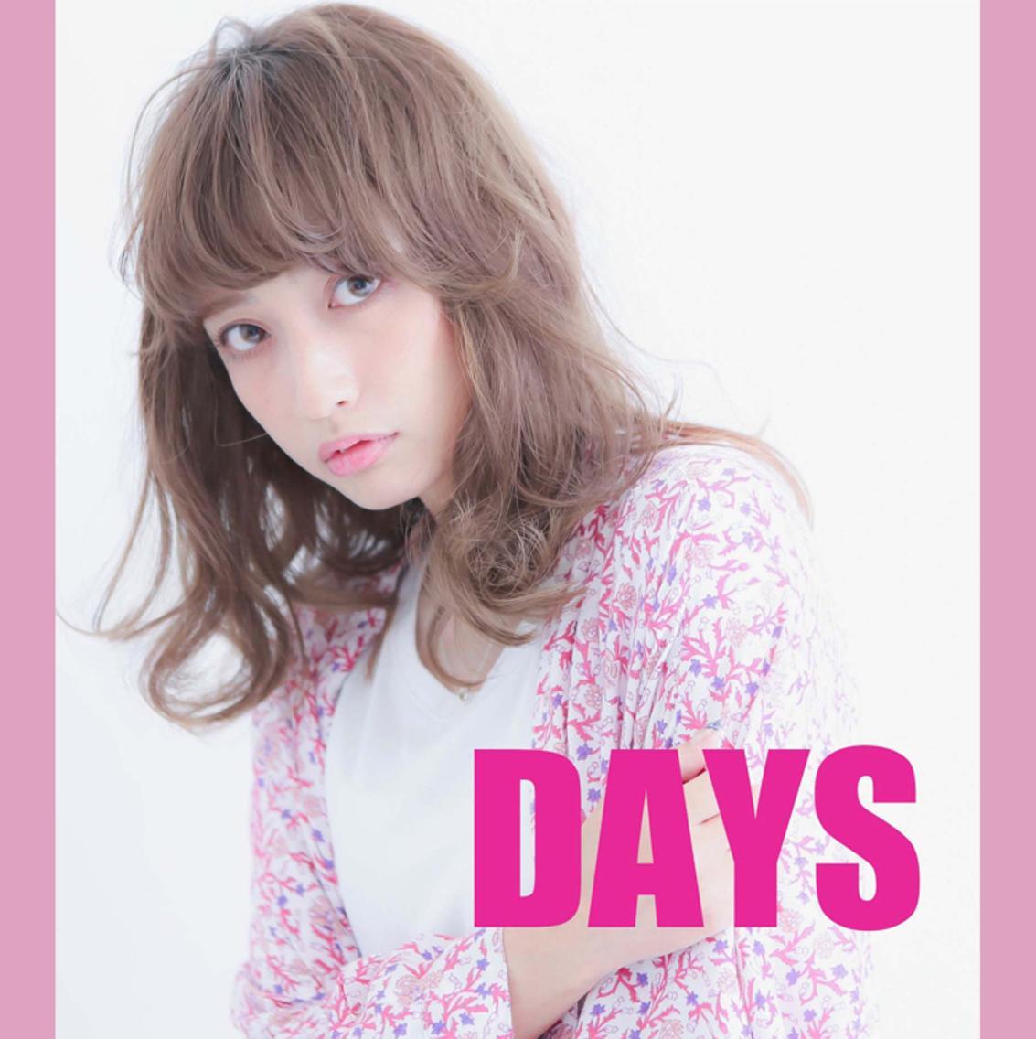 DAYS(デイズ)所属・山田美紗希の掲載