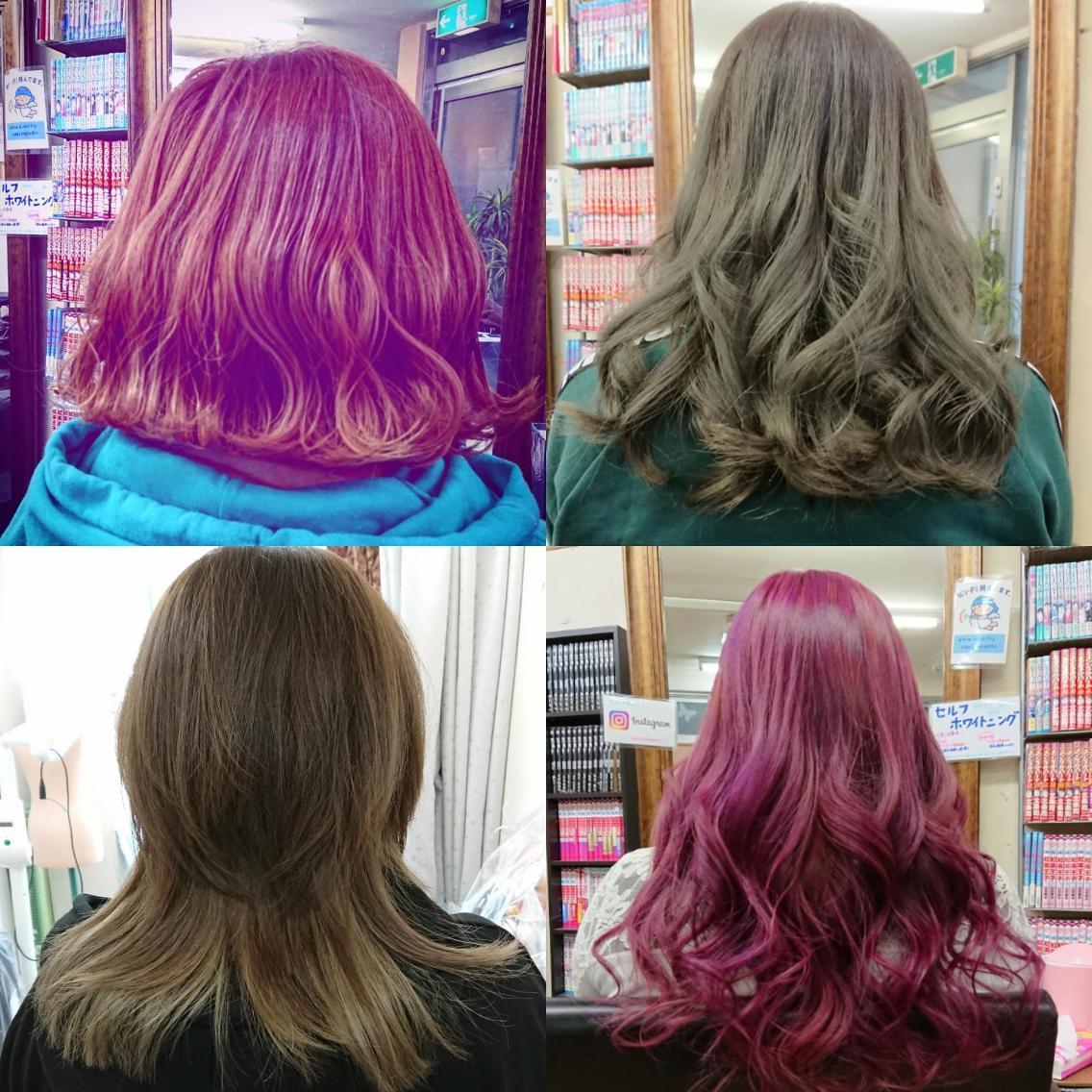🌼新宿🌼hair&make R🌼お一人お一人の髪質や頭の形などを見極めて、ベストな施術をご提供します(◍˘◡˘◍)✧♡気になることはなんでもご相談ください🌈