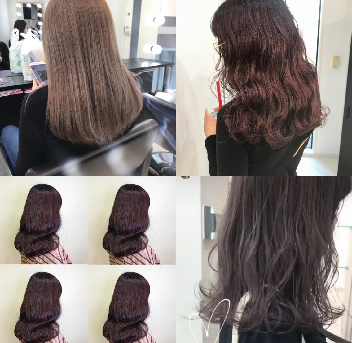 hair resortAI所属・金子 日菜の掲載