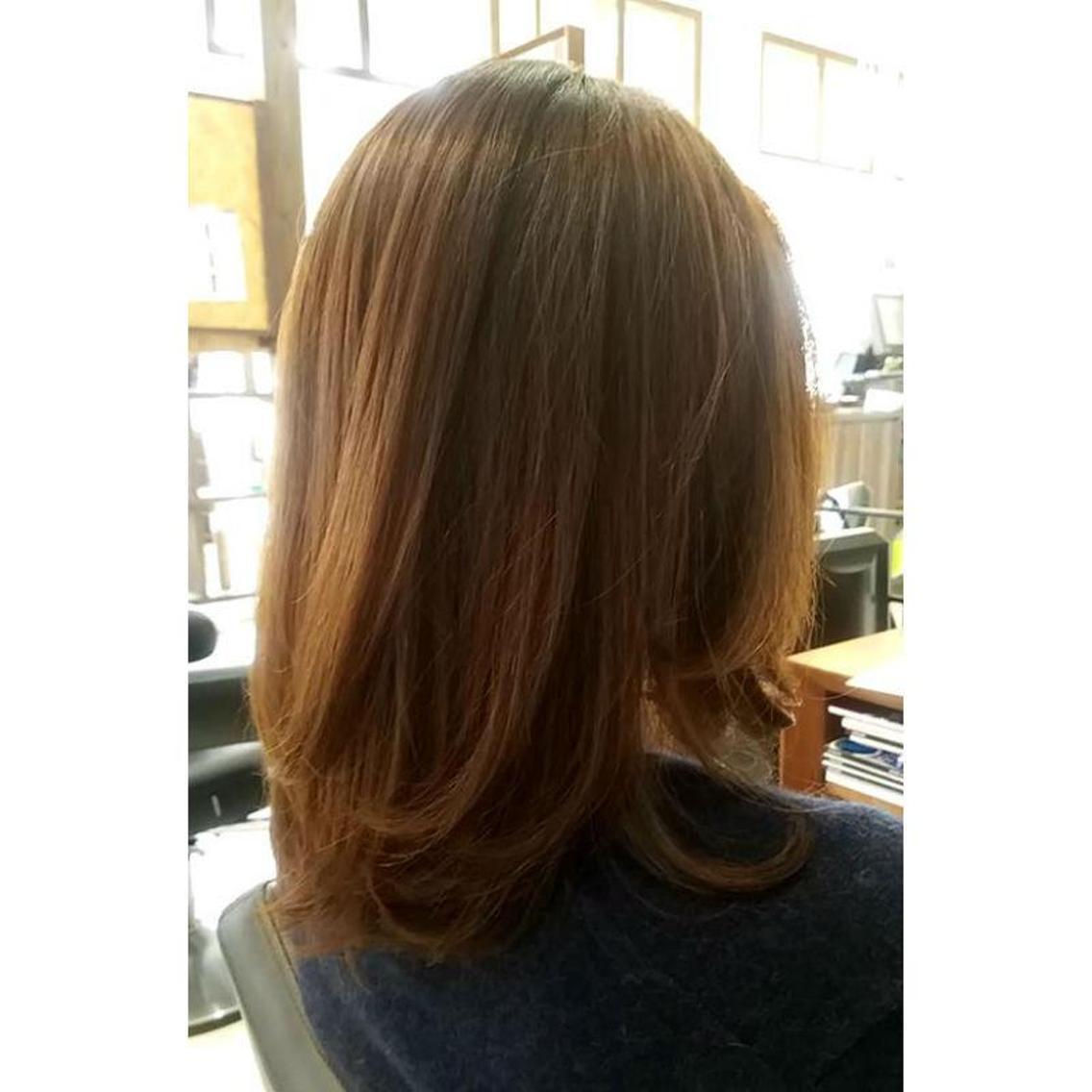 Oggi Hair 本庄店所属・鈴木 亜耶の掲載