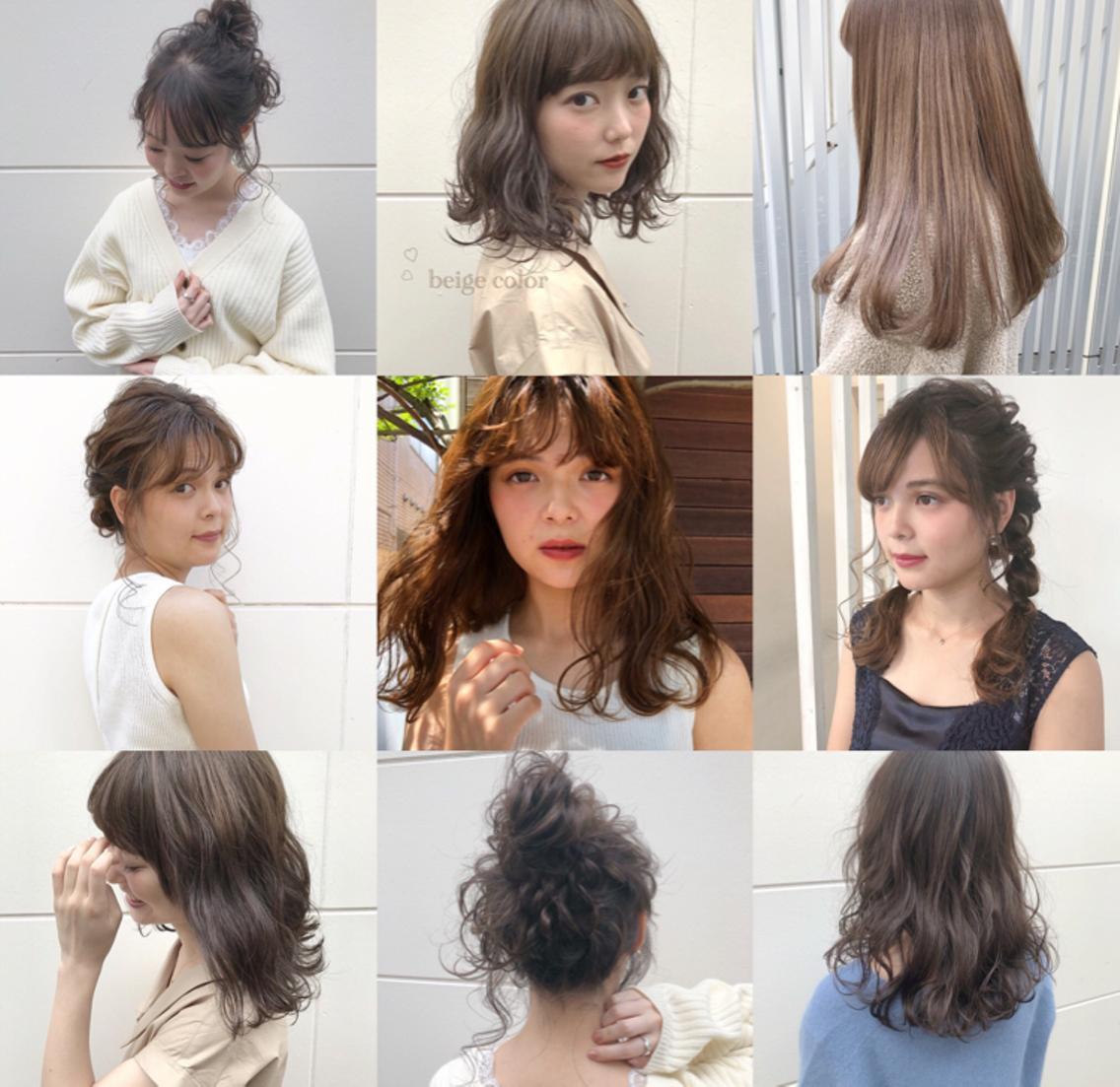 ❤2回目3回目もお得❤ケアブリーチ使用!95%痛みを抑えます♡一人ひとりの髪質に合わせてヘアスタイルを作ります♡ナチュラル~ガーリースタイルが好きです!