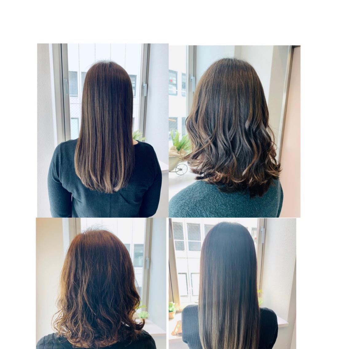 La fith hair ail 京橋店所属・千間 大輔の掲載