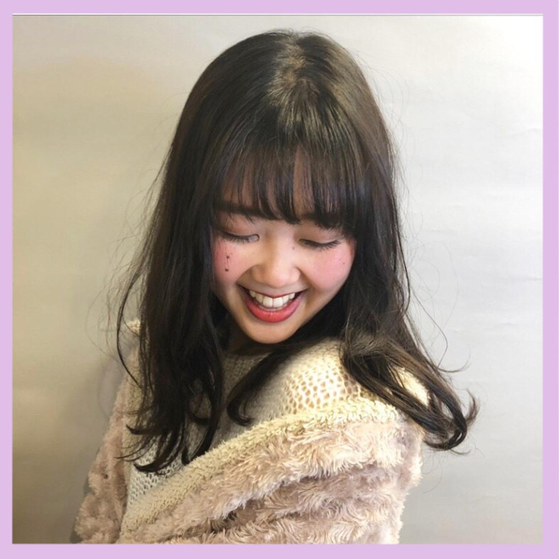 💐【無料】レディースカットモデルさん大募集!【カラープラス500円】💐
