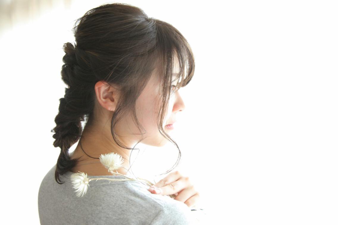 U.hair石川橋店所属・Amano Yukaの掲載