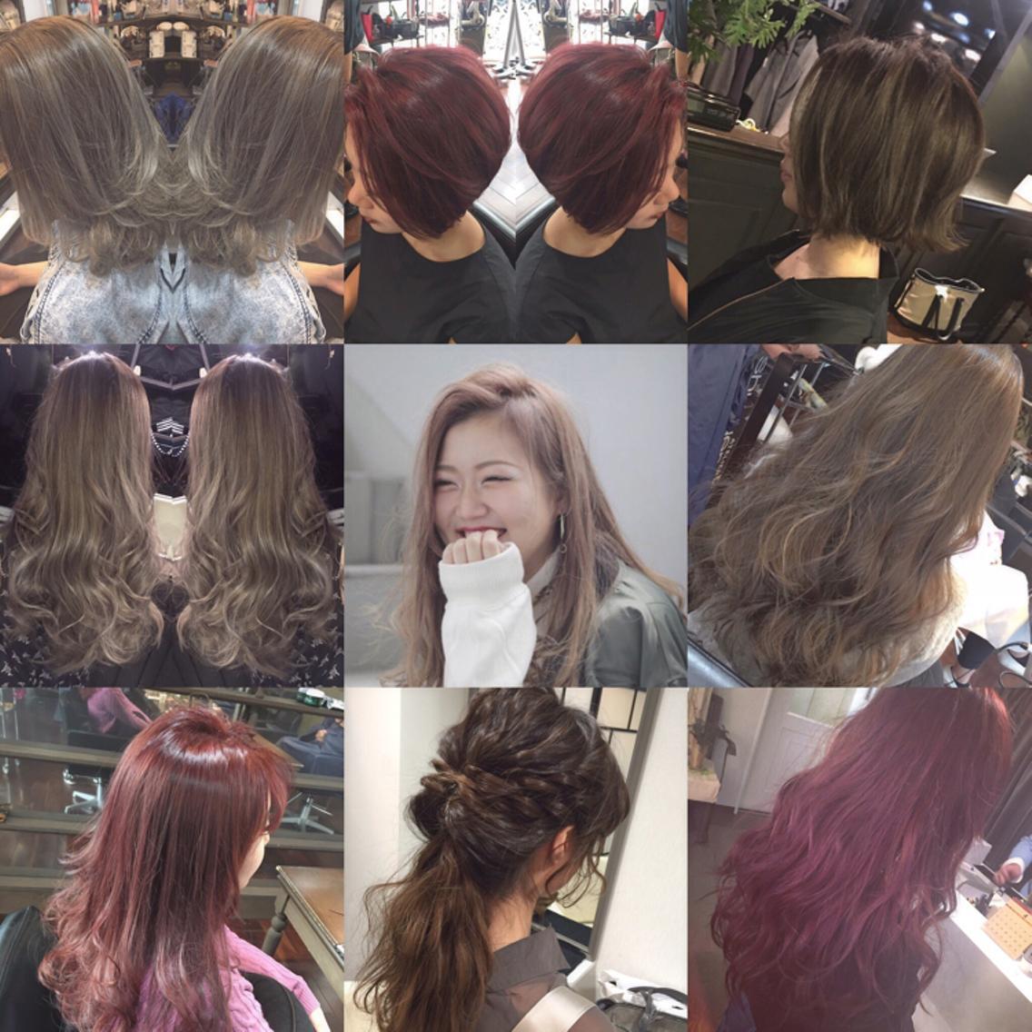 RIZE hair brand&luciahairpluie所属・吉本 yoshimotoの掲載
