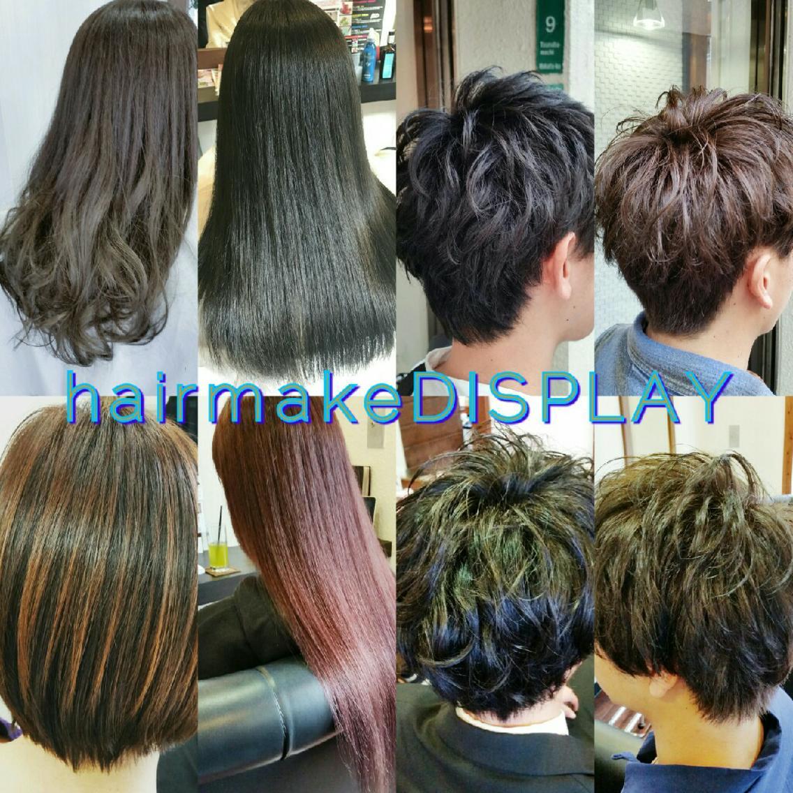hair make DISPLAY所属・山中 誠一朗の掲載