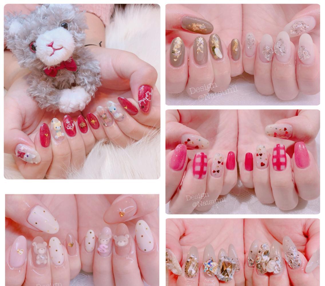nail salon    moca東三国店所属・. natsumiの掲載