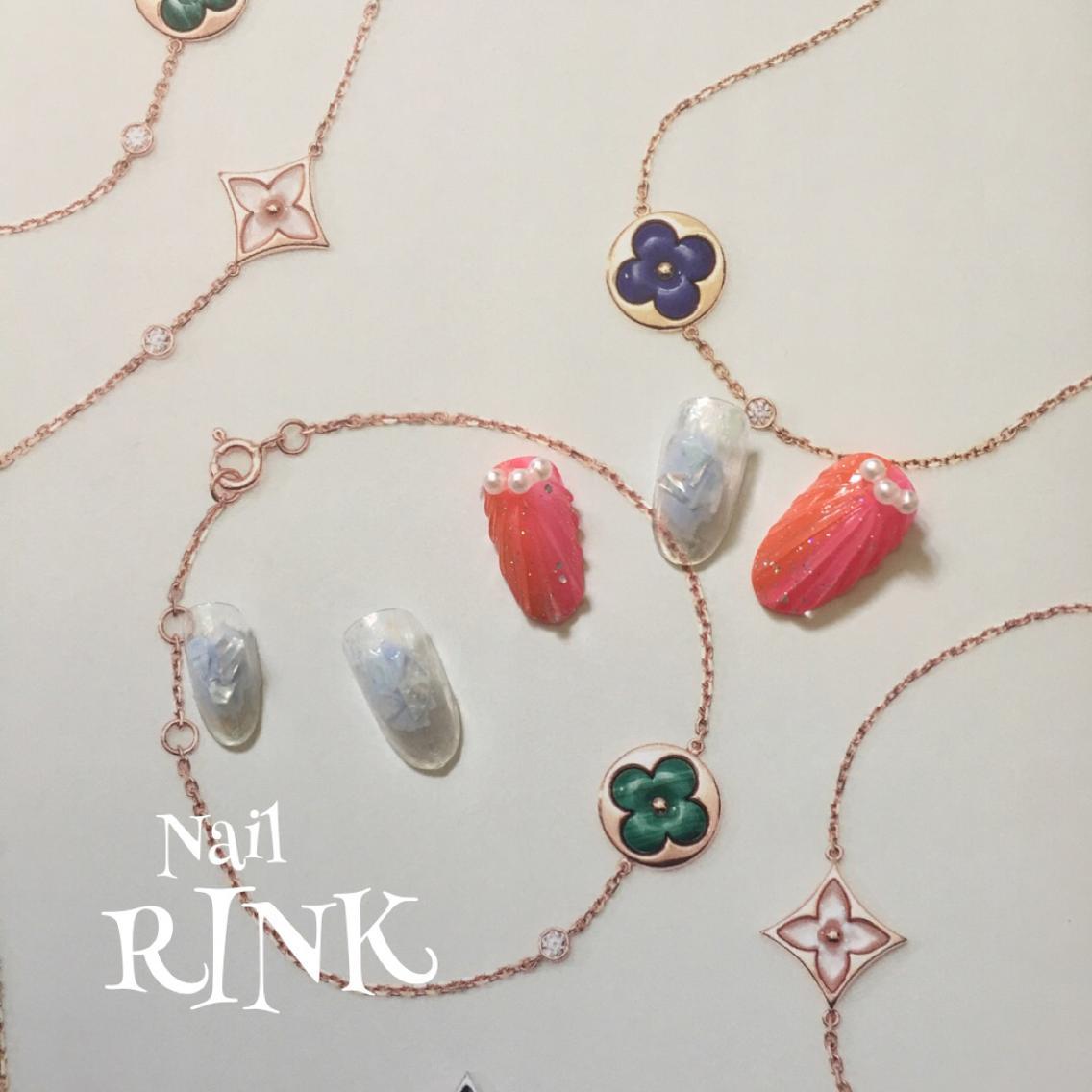 Nail RINK-リンク-所属・NailRINK 尾藤の掲載