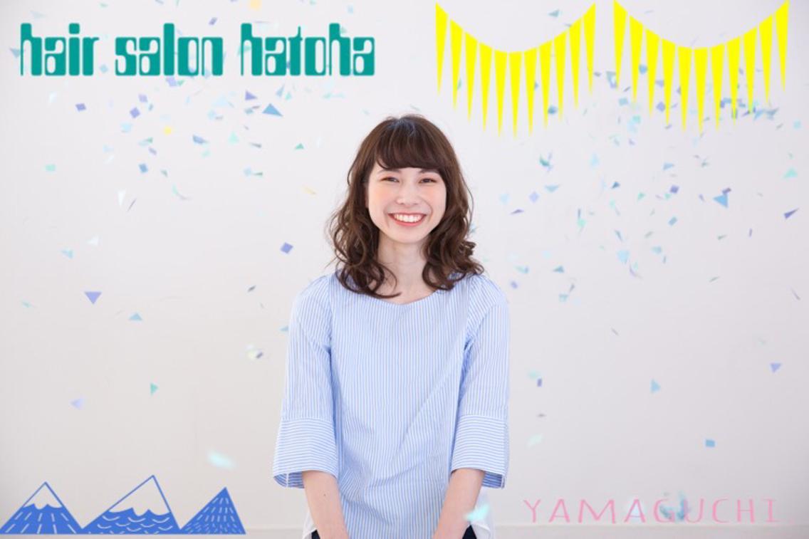 hair salon hatoha所属・yamaguchi .の掲載