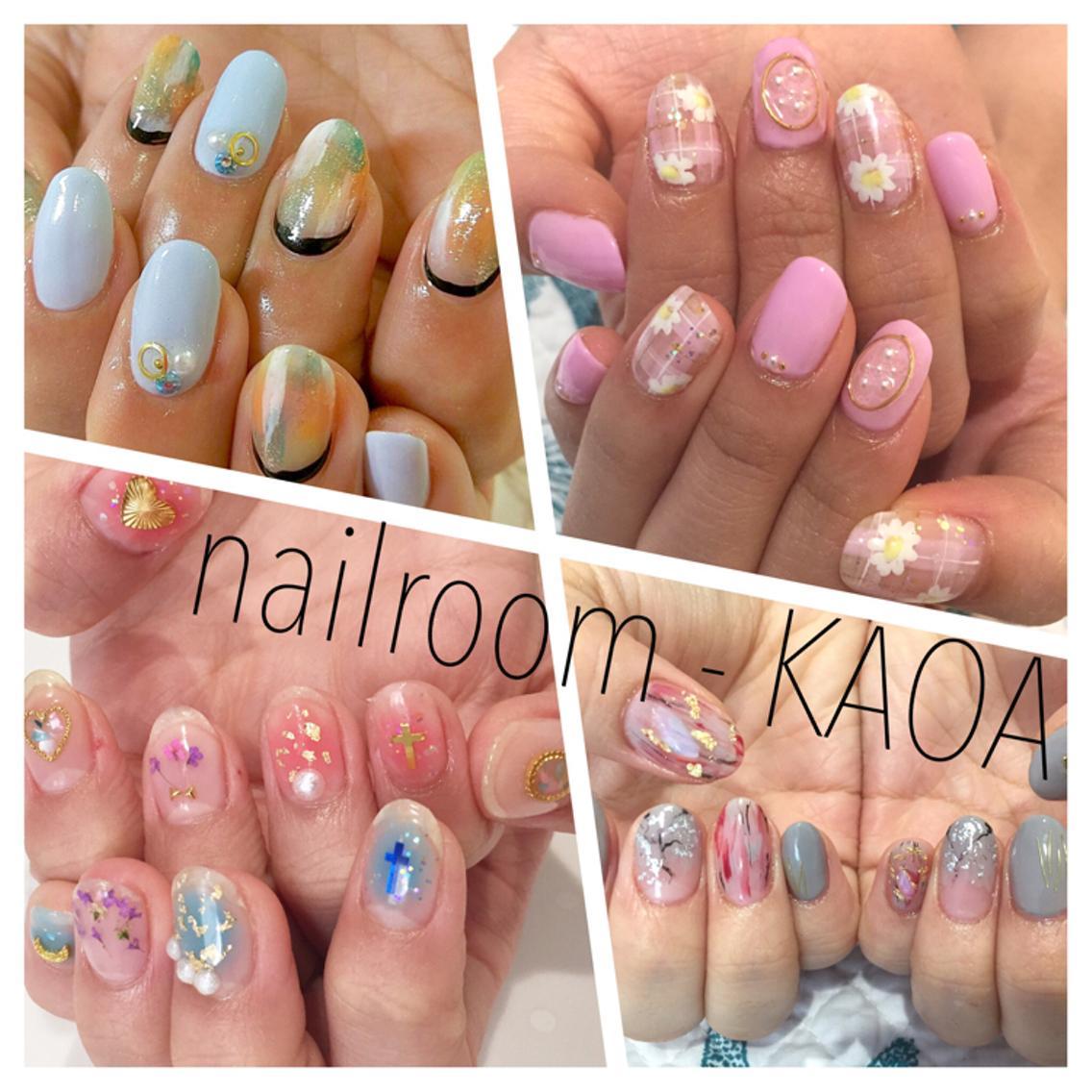 nailroom KANOA所属・nailroom-KANOAの掲載