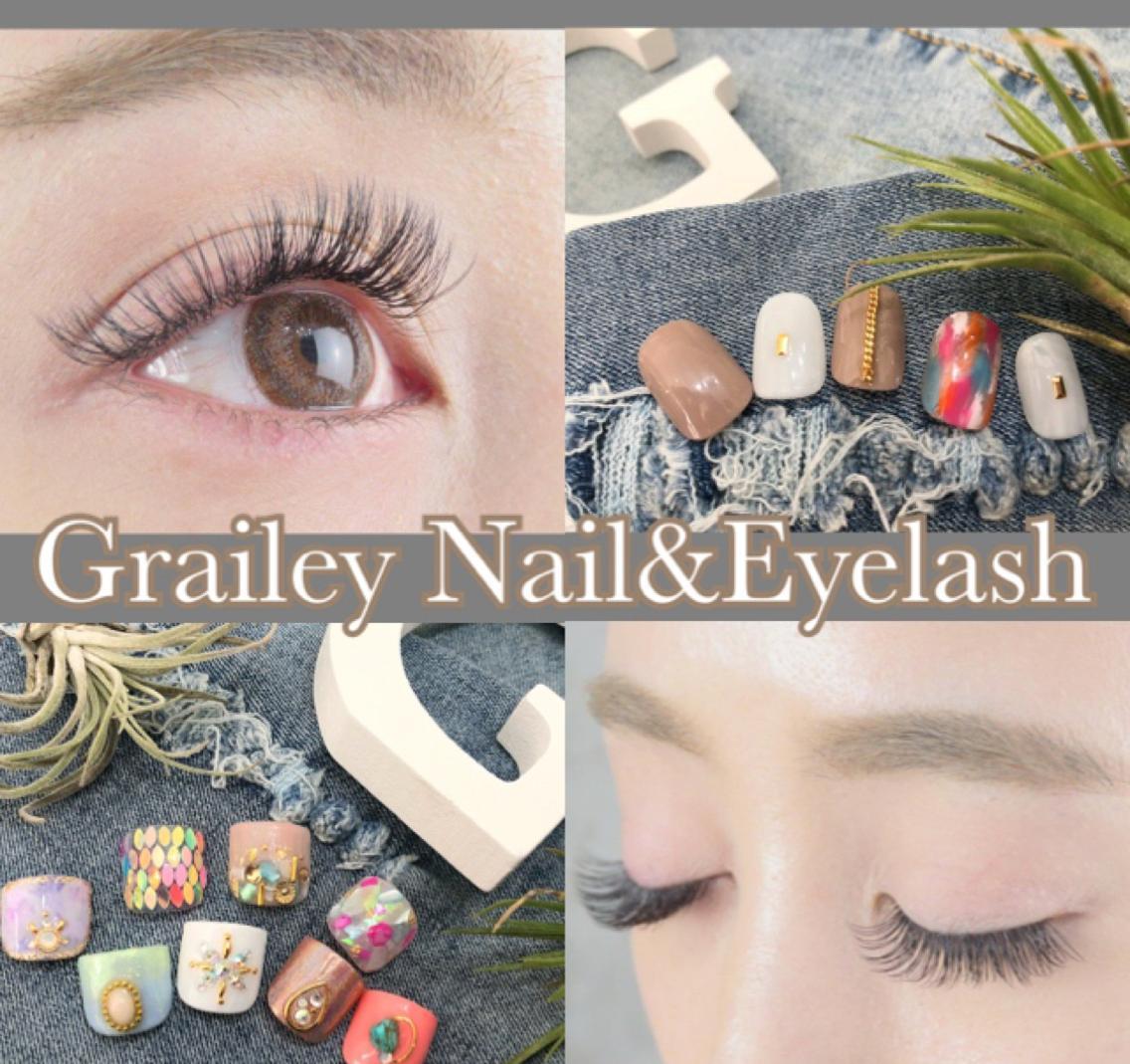 GraileyNail&Eyelash所属・Grailey グレイリーの掲載