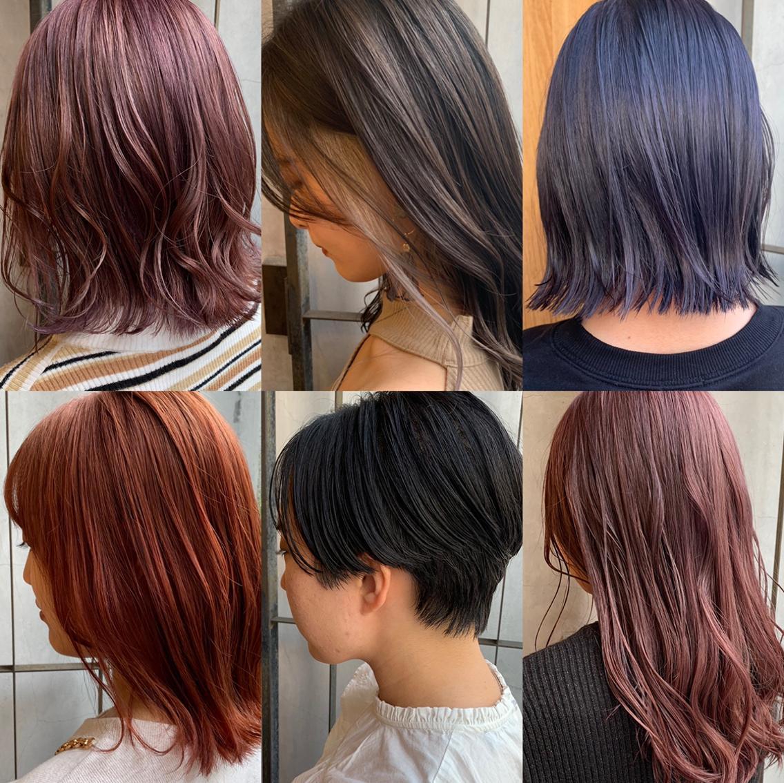 carre hair所属・大吉 達也の掲載