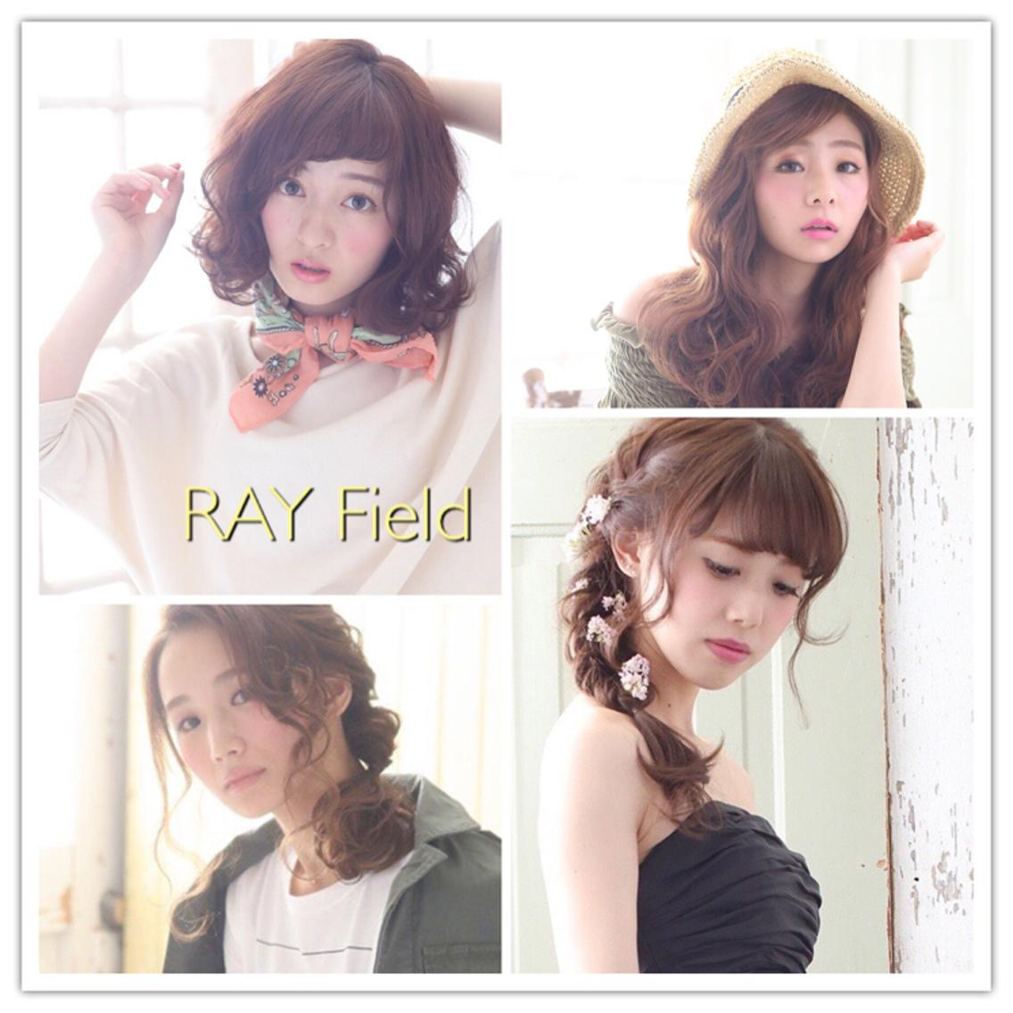 RAY Field 一宮西所属・中山絵理香の掲載