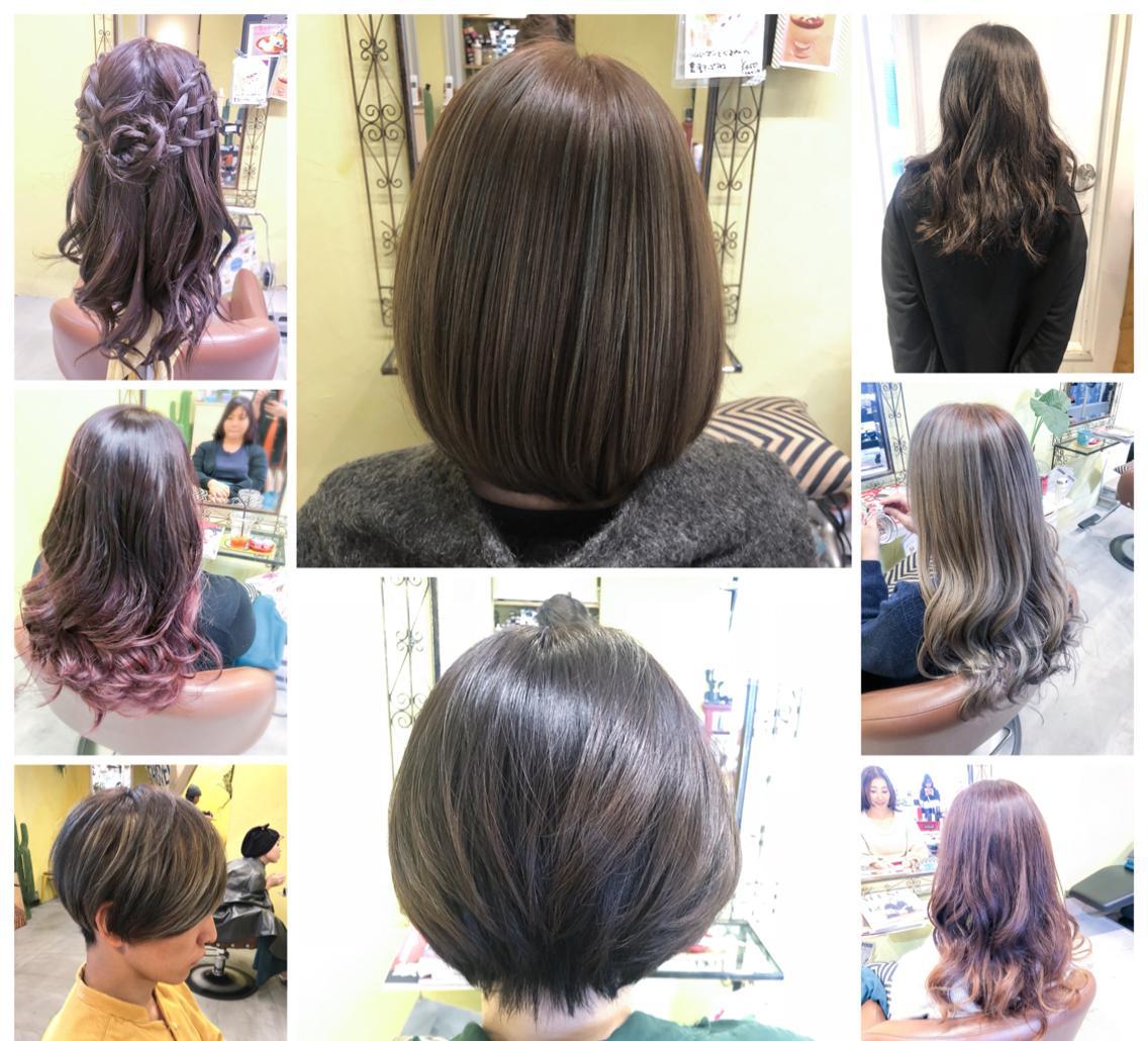 ⭐️THROW⭐️アプリエ⭐️取り扱い店⭐️ ハイトーンからグレイヘアまで幅広く対応⭐️ハイトーンカラー⭐️暗髪カラー⭐️透明感カラー⭐️お任せください‼️