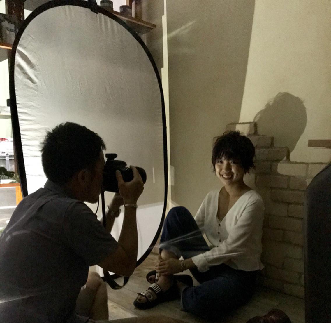 ◇撮影モデルさん募集◇※撮影時間〜10分程♪