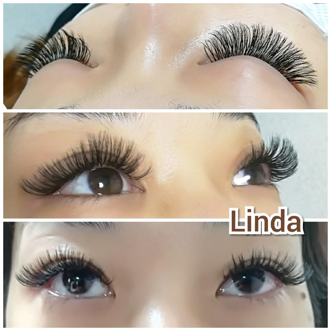 linda所属・lindalashesの掲載