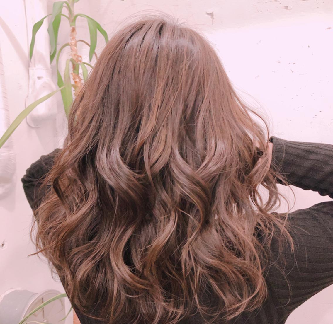 UNITE  hair home所属・小見珠々希の掲載