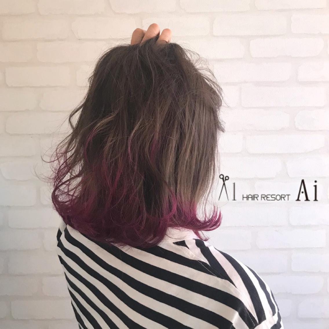 hair resort Ai所属・齊藤 友梨の掲載