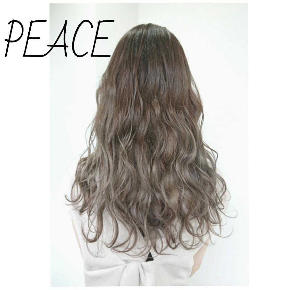 美容室PEACE所属・yanase airiの掲載