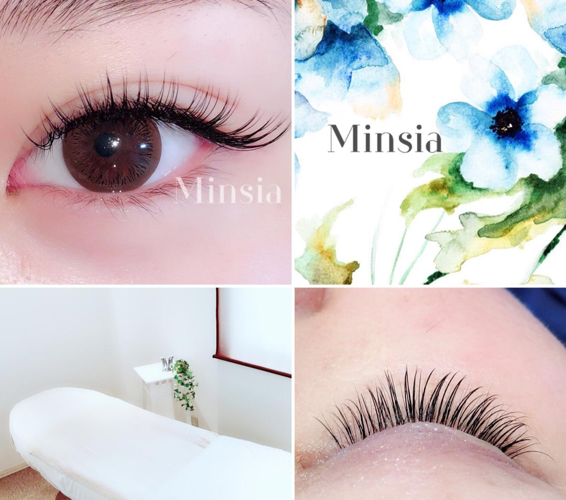eyelash caresalonMinsia所属・Minsia 増渕みさきの掲載
