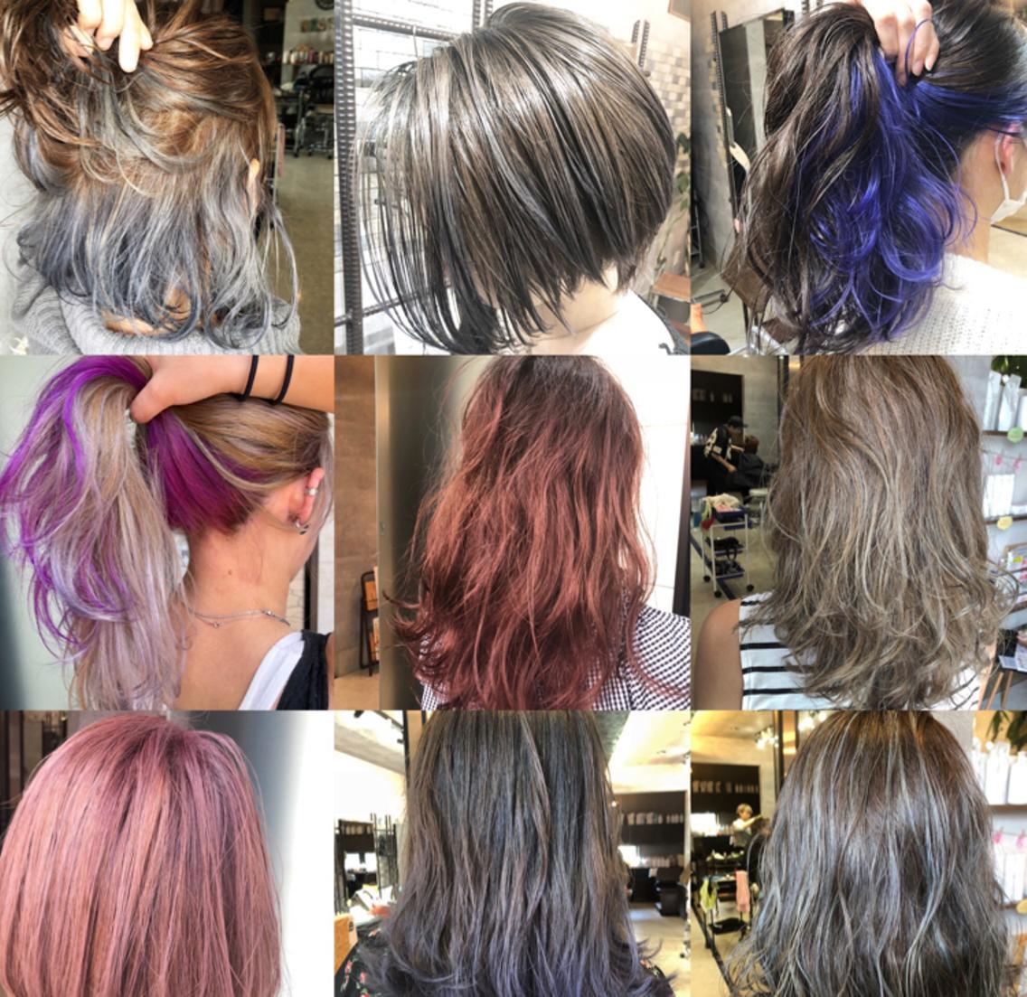 BRaeVE hair design所属・堀川宏樹の掲載