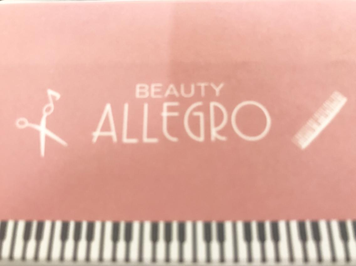 ALLEGRO美容室所属・IshiiNaokoの掲載