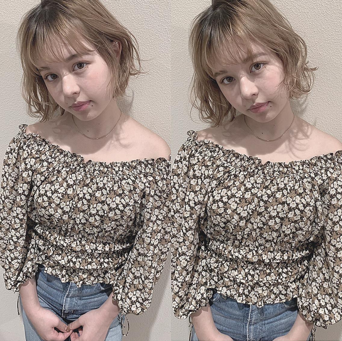 CARNIVAL所属・中里 美桜の掲載