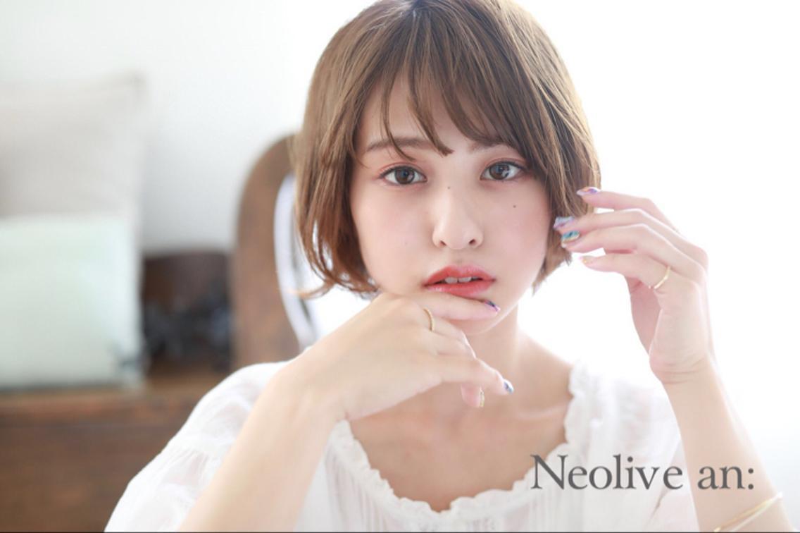 Neolive an:所属・saitochiharuの掲載
