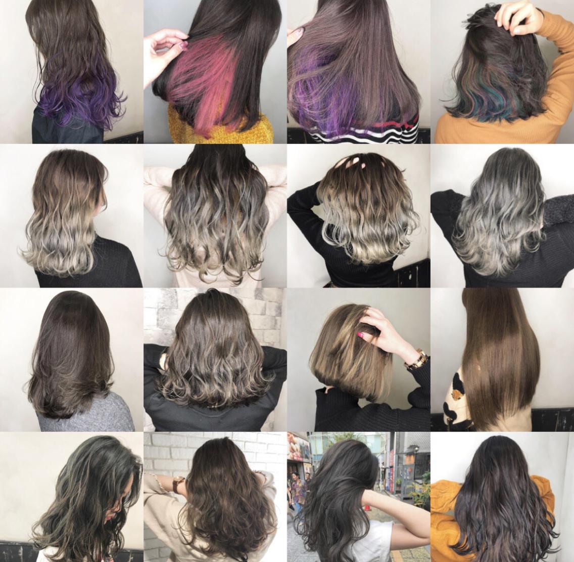 Aust hairStella所属・moeRi .Nの掲載