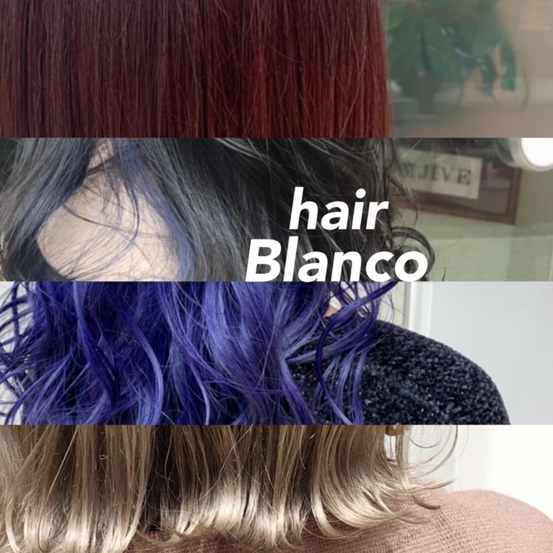 ヘアーブランコ所属・hairBlancoの掲載