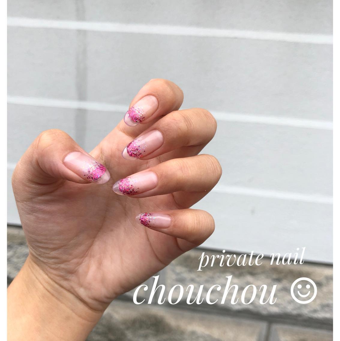 private nail  chouchou  (シュシュ)所属・松下 史佳の掲載