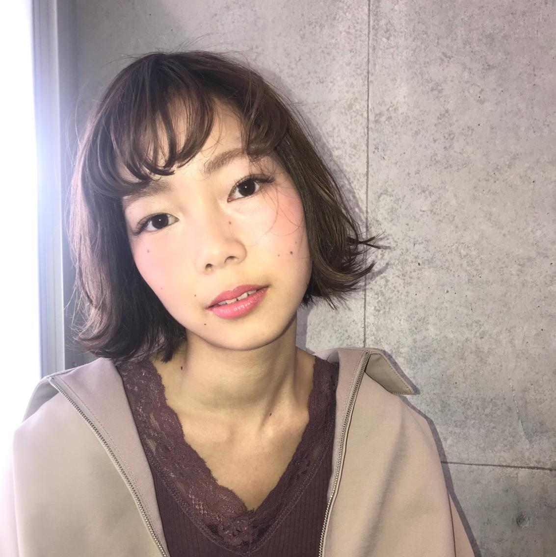 🌿透け感、抜け感得意です🌿1人1人に沿った かわいい、かっこいいを作ります( ¨̮ )( ¨̮ )♥️、大和駅徒歩2分!!