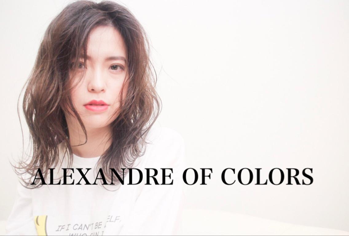ALEXANDRE OF COLORS KANAZAWA所属・東山泰士の掲載