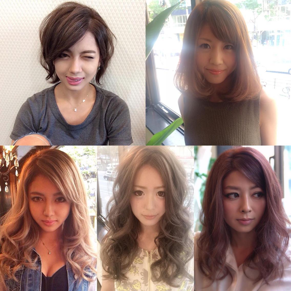 Vida creative hair salon所属・Vida creativeの掲載