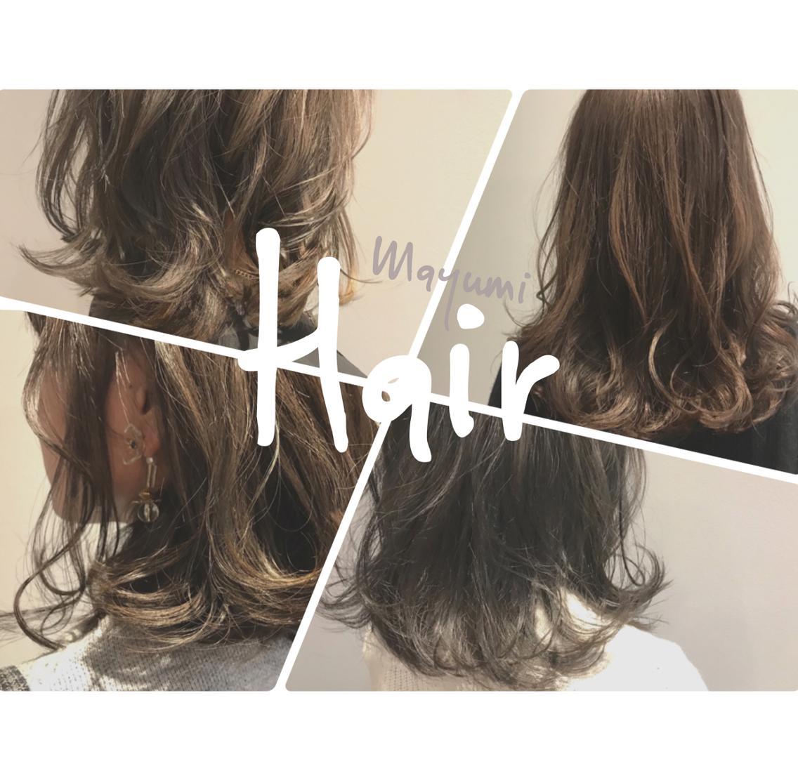 Luxy HAIR RESORT所属・なかにし まゆみの掲載